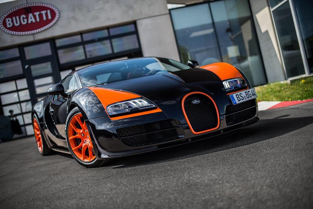 Bugatti Veyron Grand Sport Vitesse Wrc Facebookxd Flickr