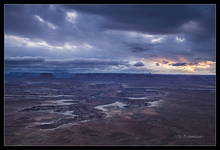 Green River Overlook, Canyonlands National Park - Utah | by Dominique Palombieri