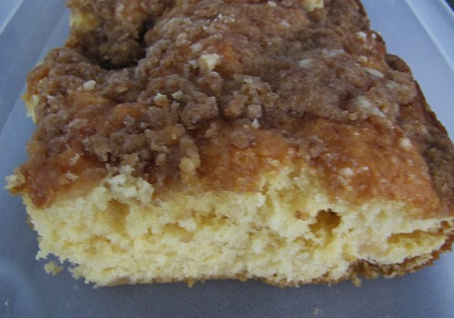 Johnny Cake With Creamed Corn