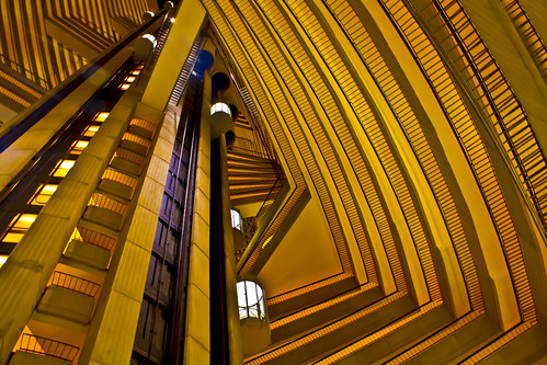 Marriott Marquis - Atlanta | by Mark Chandler Photography