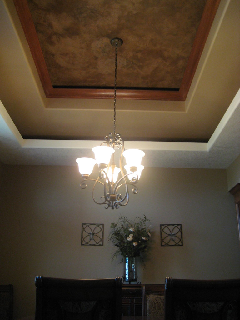 ... Tray Ceiling   Dining Room   Italian Venetian Plaster   Bella Faux  Finishes   Sioux Falls Part 70