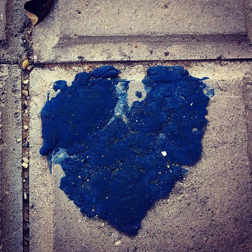 Blue heart | by eltpics