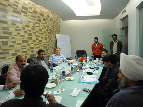 Team Listens as CEO speaks | by ZYCExplore