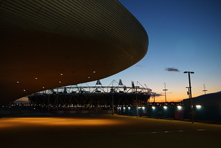 Olympic Stadium | by adambowie