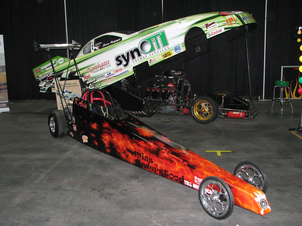 2010 Monte Carlo Funny Car  Jr Dragster  blondy  Flickr