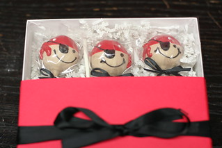 Pirate Cake Pops Gift Box | by Sweet Lauren Cakes