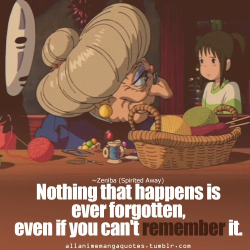 Anime Quotes Spirited Away OMG This Is One Of My Favouri Flickr Gorgeous Spirited Away Quotes