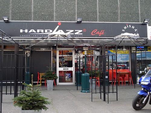 London Jazz Cafe Closed