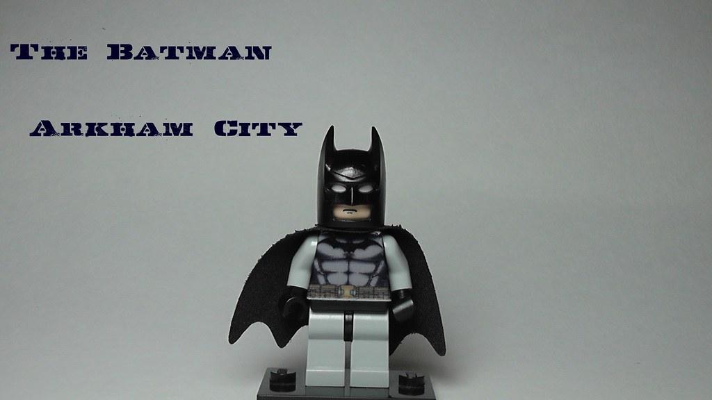 Lego Batman Arkham City Batman   www.pixshark.com - Images ...