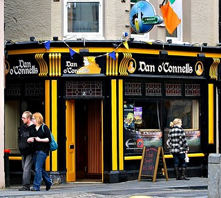 Dan O'Connell's Bar, Abbey Street, Ennis | by Yellabelly*