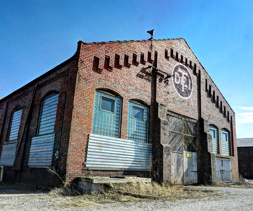 Old Dt Amp I Railroad Shop Built In The Early 1900 S This