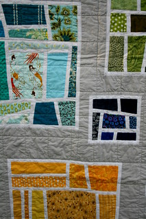 mod mosaic quilt | by corinnea's chaos