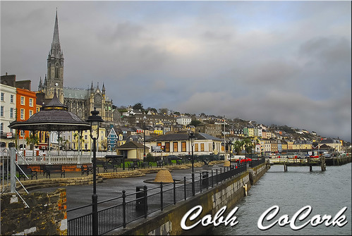 Cobh (Queenstown -Titanic's last Port of Call ) | by AosFotos