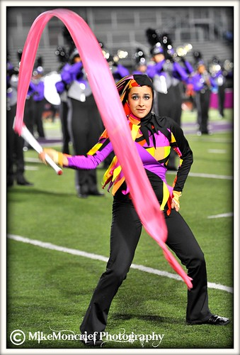 Ben Davis Color Guard | by superninja12r