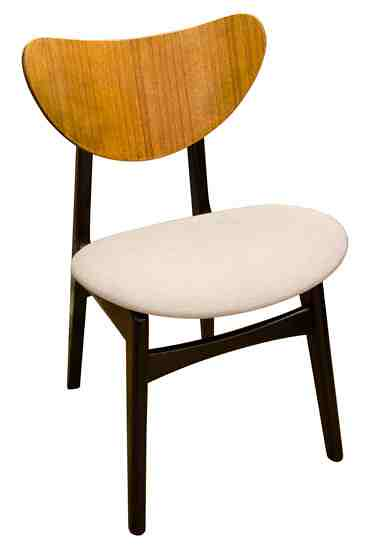 Excellent Vintage Retro 50S 60S Dining Chair Lamtechconsult Wood Chair Design Ideas Lamtechconsultcom