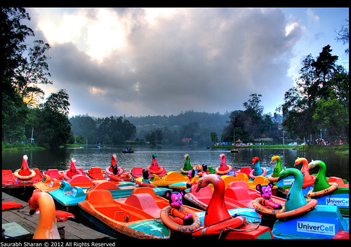 Kodai Boat club | by saish746