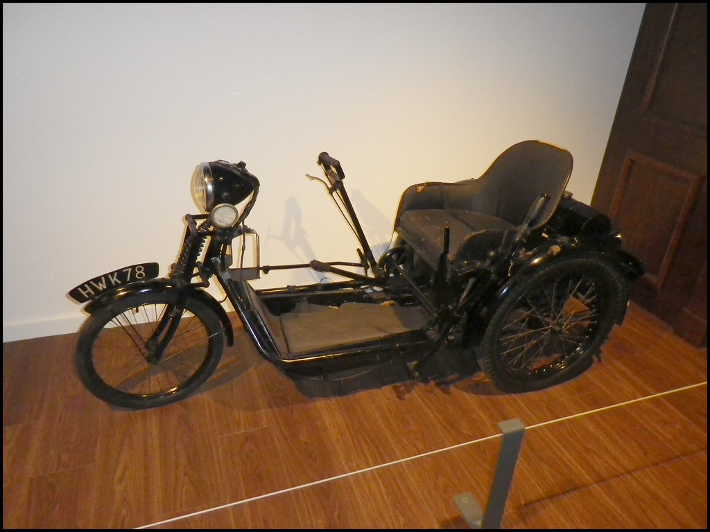 Early Invalid Carriage Coventry Transport Museum I Unders Flickr