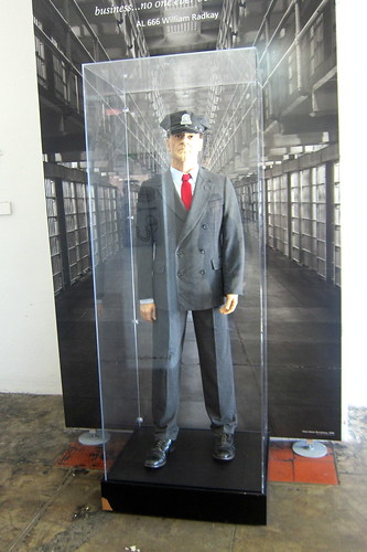 San Francisco Alcatraz Cellhouse Prison Guard Flickr