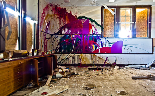 art room explosion | by Jonathon Much