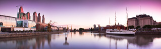 Pastels of Puerto Madero | by Jim Boud