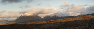 Red Cuillin Panorama | by Nick Landells