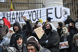 ACTA-Thank You EU | by hermapix
