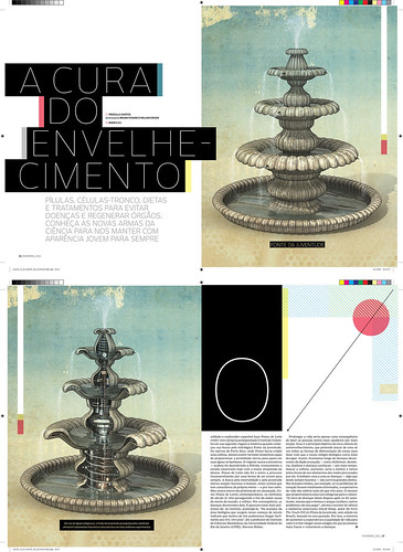 A fonte da juventude (The fountain of youth) SND 33 - Award of Excellence | by Gerson Mora