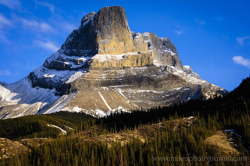 Roche Miette, Jasper National Park | by W.Mike.Mahoney