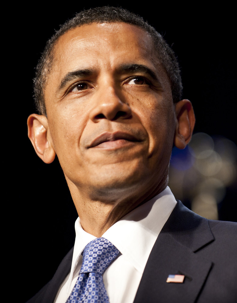 president barack obama campaign headshot photo by tyler dr flickr