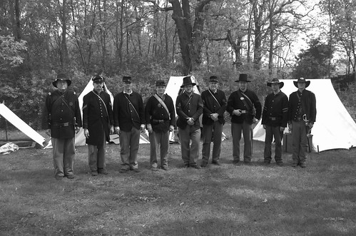 Union Soldiers The Landing Shakopee Minnesota 2012 | by Todd J. Hein, will be around a little more now.