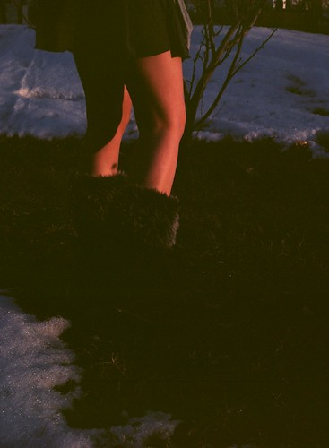 cold legs | by Kerena P Photography