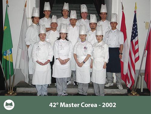 42 master cucina italiana 2002 by icif