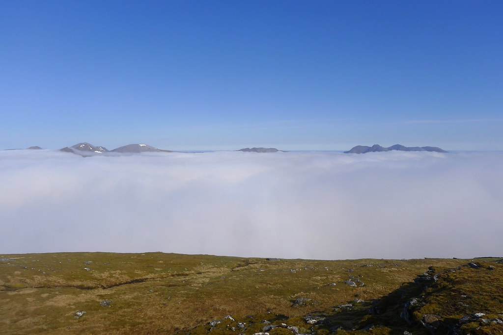 Inversion from A' Chailleach