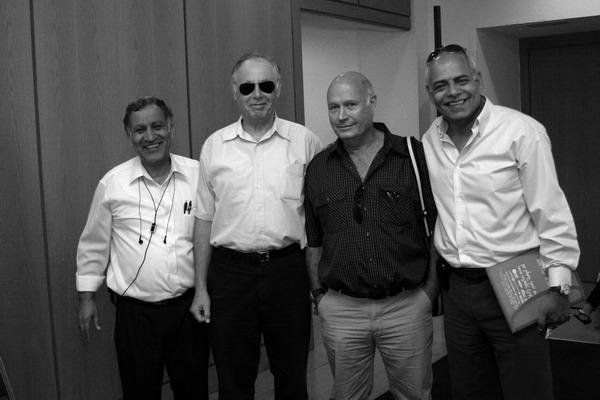 אוירה כללית בכנס חיפה 2008