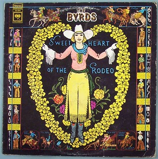 byrds- sweetheart of the rodeo | by cdrummbks