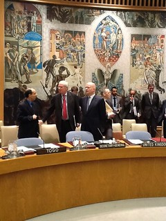 Foreign Secretary chairs UN Security Council debate | by UKUnitedNations