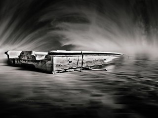 Boat lost in time | by MOSTAFA HAMAD | PHOTOGRAPHY