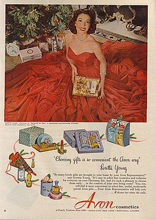 Avon ad 1952 | by SterlingWinterset