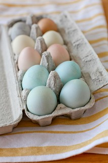 natural easter egg dyes | by annieseats