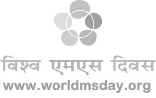 Hindi Black and White Web | by Multiple Sclerosis International Federation