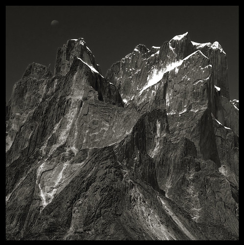great trango towers (6286m) | by doug k of sky