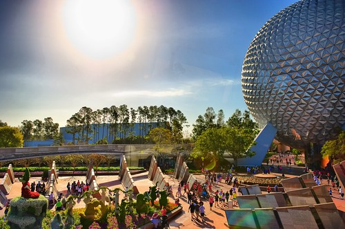 Epcot - Ready to Start | by Express Monorail