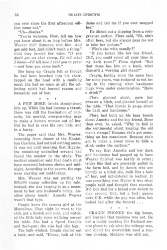 168b7 Private Detective Stories (Canada) Feb-1944 Page 56 Queens — Upside Down 07 by E. Hoffmann Price as by E. Hoffman Rice | by CthulhuWho1 (Will Hart)
