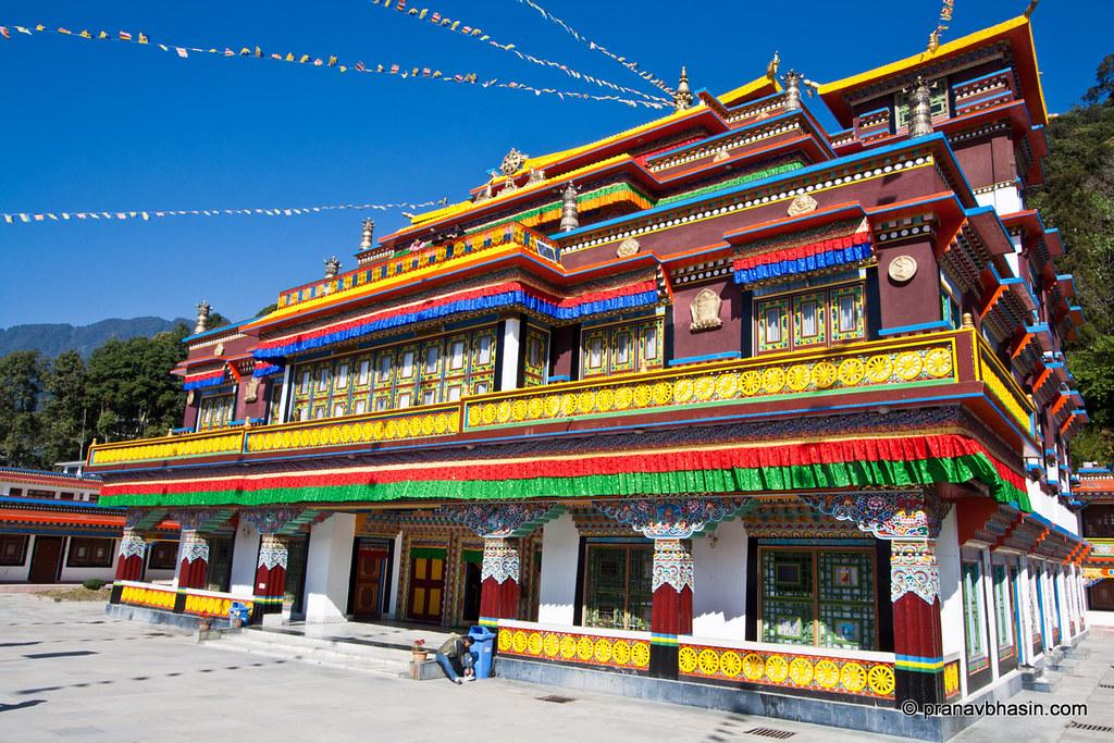 Lingdum / Ranka Monastery, Gangtok, Sikkim
