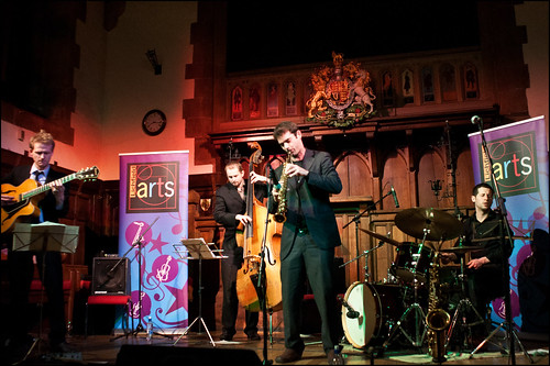 Tommaso Starace - Lichfield Arts Concert 26th March 2011 | by capajazz
