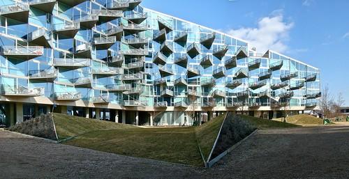 big bjarke ingels vm houses copenhagen denmark flickr. Black Bedroom Furniture Sets. Home Design Ideas