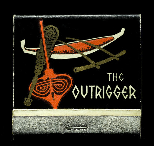The Outrigger | by Curtis Gregory Perry