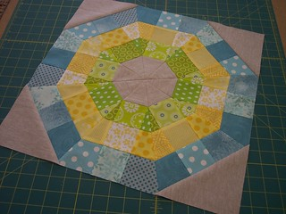 Quilts for Cancer - February 2012 - for frommartawithlove | by Around the Quilt Block