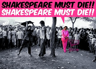 Shakespeare Must Die!! | by arthit