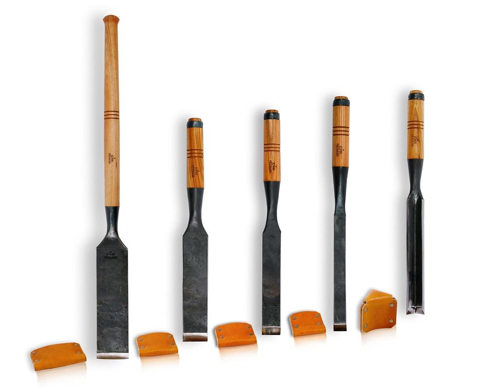 Hand Forged Timber Framing Chisels - Set Of 5   Chisel dimen…   Flickr